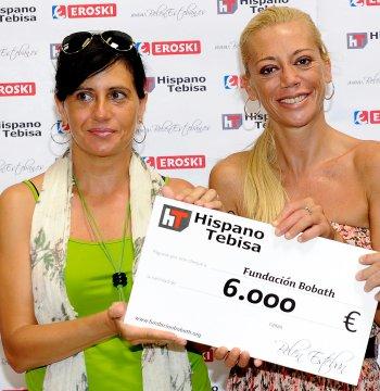 Bélen Esteban dona 6.000 euros con sus sartenes y denuncia a Ana Rosa Quintana