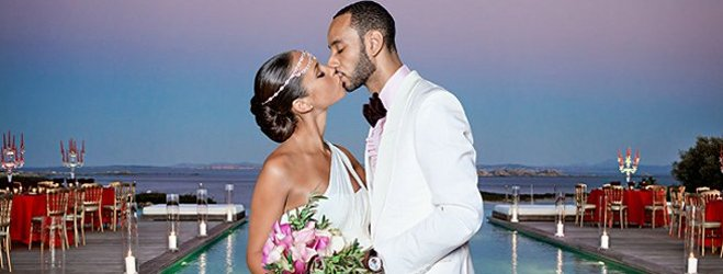 Alicia Keys, boda secreta en Córcega con Swizz Beatz