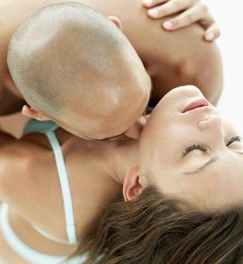 Lubricación vaginal, facilitando el coito