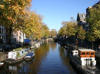 Los canales de Ámsterdam pasan a ser Patrimonio de la Humanidad