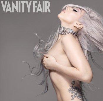Lady Gaga confiesa consumir cocaína en Vanity Fair