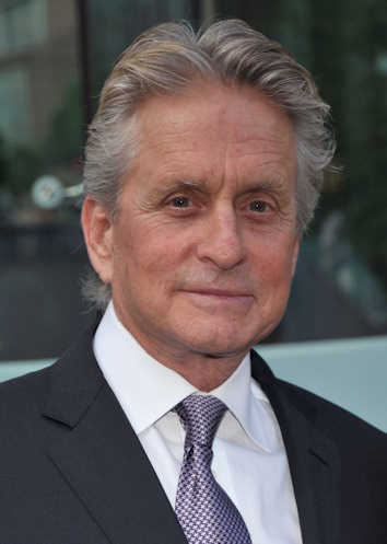 Michael douglas diagnosticado de cancer de garganta