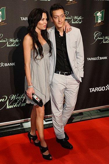 Anna-Maria Lagerblom, la novia de Mesut Ozil del Real Madrid