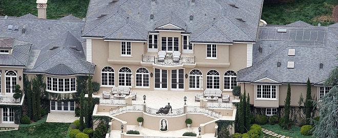 La casa de oprah winfrey