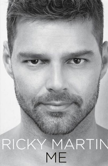 Libro Ricky Martin YO