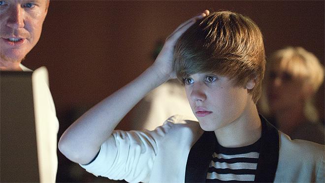 La película en 3D de Justin Bieber