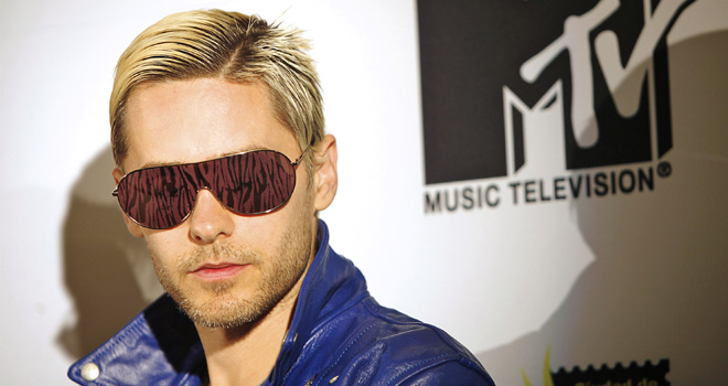 Jared Leto en el MTV World Stage de México