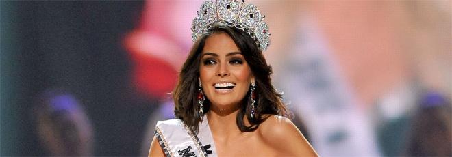 la mexicana Jimena Navarrete, la nueva Miss Universo.
