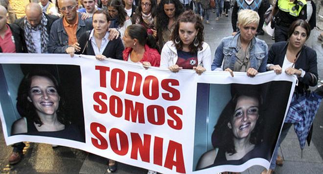 Marcha por Sonia Iglesias