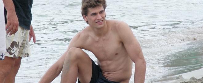 Fernando llorente, uno de los cuerpos mas bellos del verano 2010