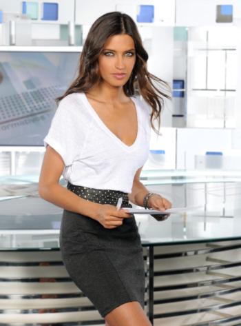 Sara Carbonero en Telecinco
