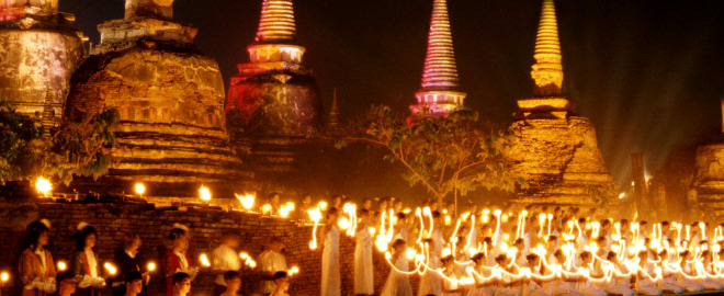 Festival de tailandia
