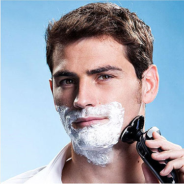 Iker Casillas Phillips afeitadoras