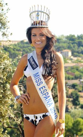 Paula guillo criticada tras ganar miss españa