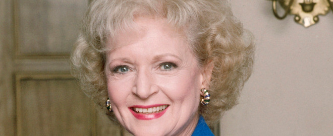 Betty white, la soltera mas deseada