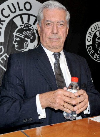 Vargas Llosa ganador del premio Nobel de Literatura 2010