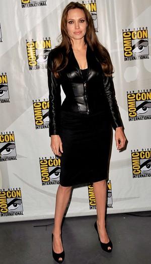 Angelina Jolie vetada en su primera película como directora