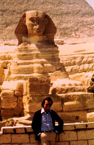 Julio Iglesias en Egipto