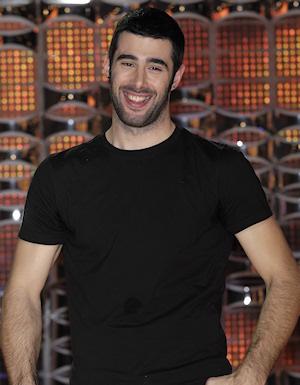 David Amor, novio de Paula Prendes