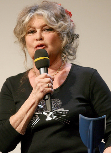 Brigitte bardot, posible presidenta de francia