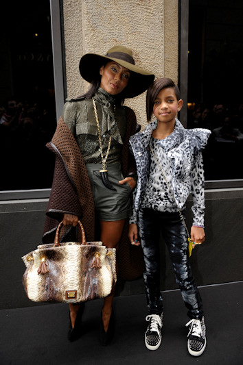 Los looks de willow smith