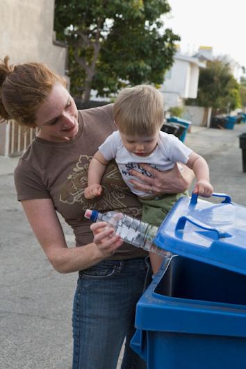 Reciclar para salvar el medio ambiente
