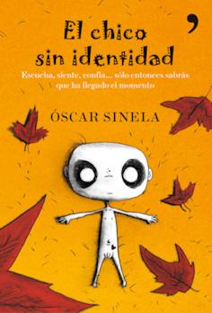 Portada del Libro 'El chico sin Identidad'