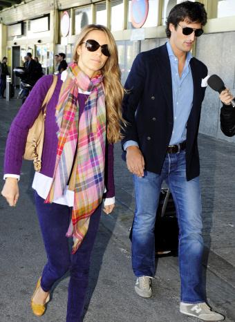 Rafael Medina y Laura Vecino se van de luna de miel