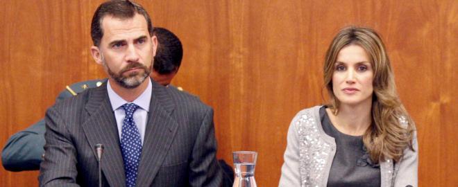 Felipe y Letizia antes de la xxx edicion de los principes de asturias