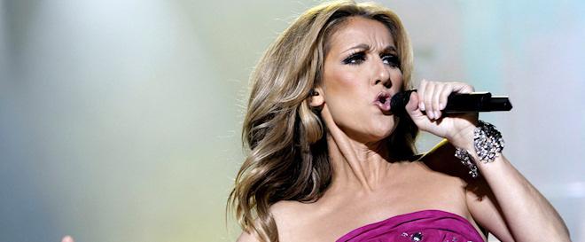 Celine Dion, madre de mellizos