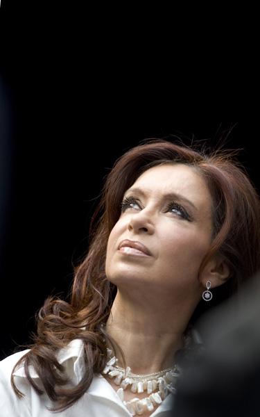 Cristina Kirchner, muerte Néstor Kirchner