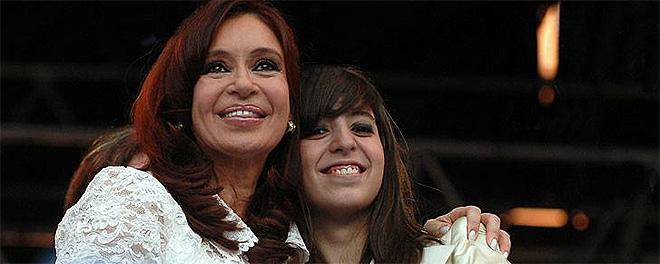 Florencia Florkey Kirchner, muerte Néstor Kirchner