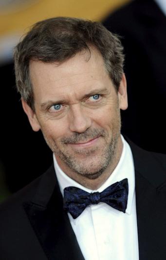 Hugh laurie empieza septima temporada de house