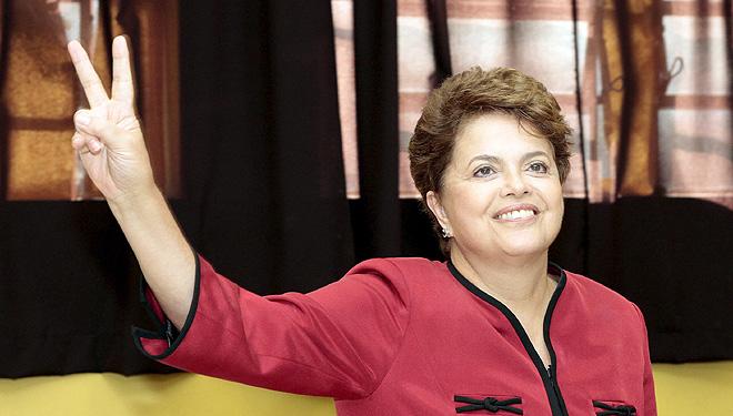 Resultados de las elecciones en Brasil 2010 Dilma Rousseff presidente