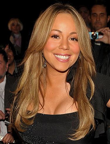 La cantante Mariah Carey está embarazada