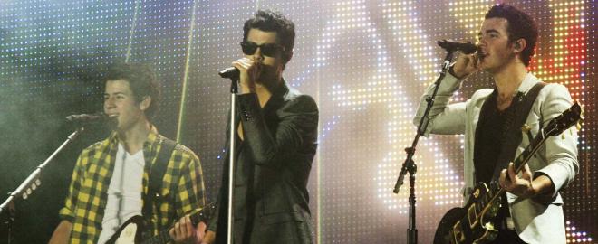 Jonas brothers en ecuador