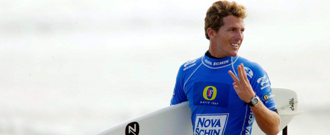 Muere el surfista andy irons