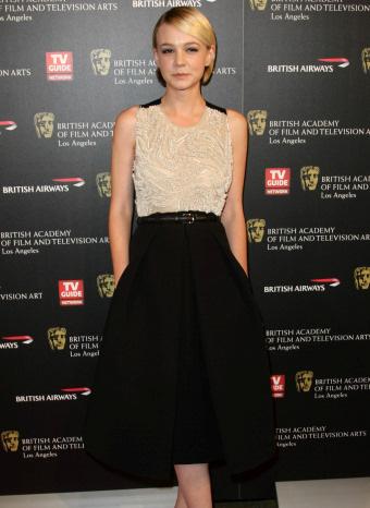 Carey Mulligan es la mujer mejor vestida del 2010