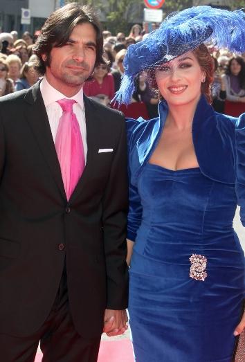 Javier Conde y Estrella Morente