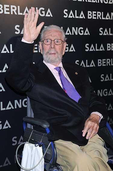 Muerte de Luis García Berlanga