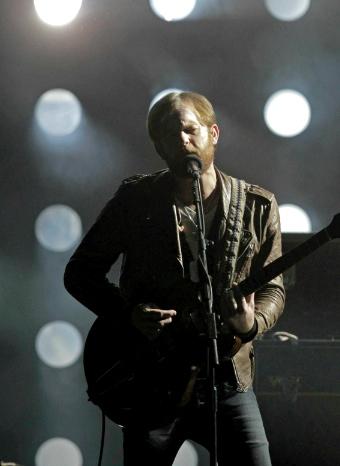 La banda de rock americana acudirá al famoso festival británico