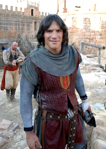 Sergio peris mencheta es el capitan trueno