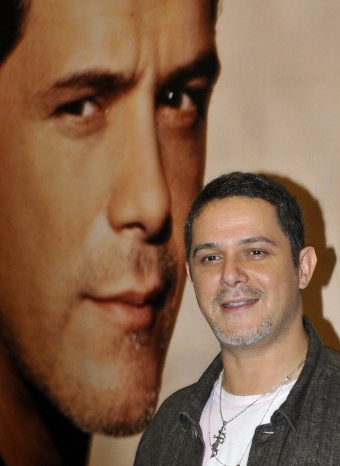 Alejandro Sanz regresa a Venezuela