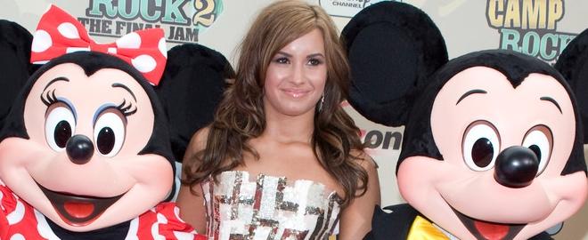 Demi Lovato, princesa Disney