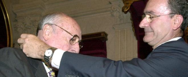 Fallece el poeta de Málaga Alfonso Canales
