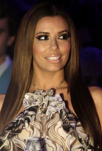 Eva durante los premios MTV
