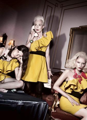 Imagen de la colección de Lavin para H&M