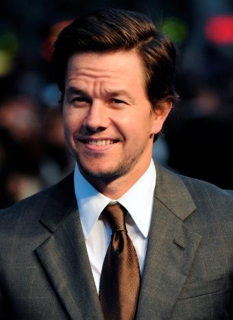 Mark Wahlberg en la presentación de su nueva película