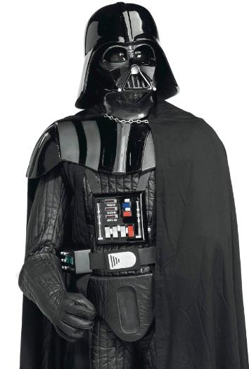 Traje de Dark Vader