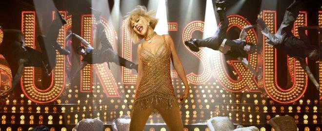 Christina Aguilera en el musical